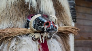 Kurenti Mask