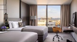 Intercontinental Ljubljana - Twin Standard Room