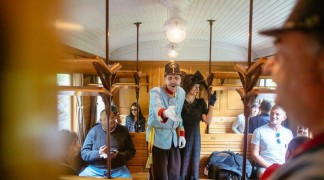 Train Incentive - Slovenia Back In Time