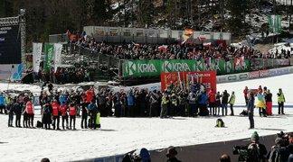 Ski Jumping in Slovenia
