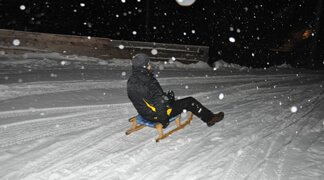 Kranjska Gora DMC - Night Sledging