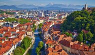 DT Slovenia DMC - Ljubljana city