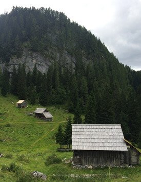 Spring Incentive Programs - Slovenian countryside huts