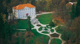 Ljubljana DMC - Tivoli Mansion in Ljubljana