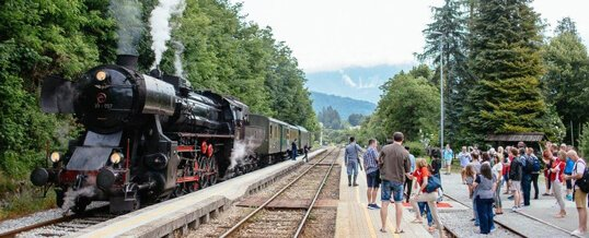 Train Incentive – Slovenia Back in Time