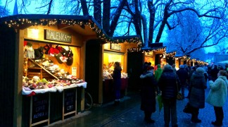 Christmas Market Ljubljana