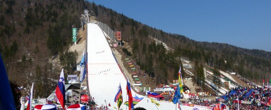 Be Part Of The Ski Jumping Finals