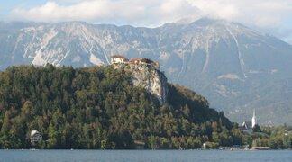 Bled Bohinj DMC – Bled medieval castle