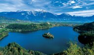 DT Slovenia DMC - Lakes Bled and Bohinj