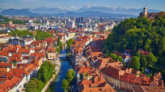 Ljubljana DMC - Ljubljana panoramic view