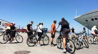 Slovenia Parenzana biking tours