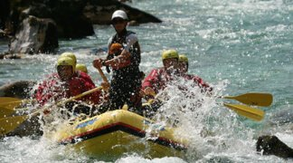 Kranjska Gora DMC - White Water Rafting