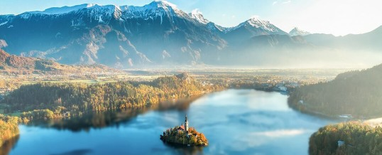 Sustainable Destination Slovenia