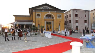 Portoroz Piran DMC - Tartini Theatre