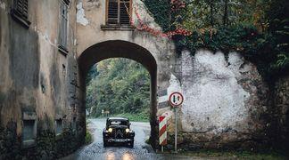 Ljubljana DMC - Vintage Cars Tour in Ljubljana