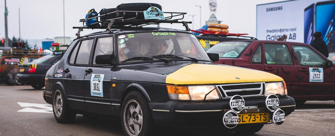 Winter Carbage Event 2017