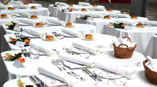 Event catering in Slovenia